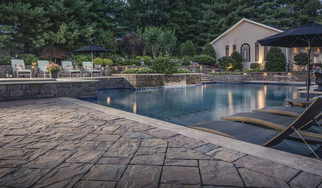 If Youu0027re Planning To Build A Pool, Here Are Some Inspirational Ideas Based  On Some Of This Yearu0027s Most Popular Pool And Patio Design Trends.